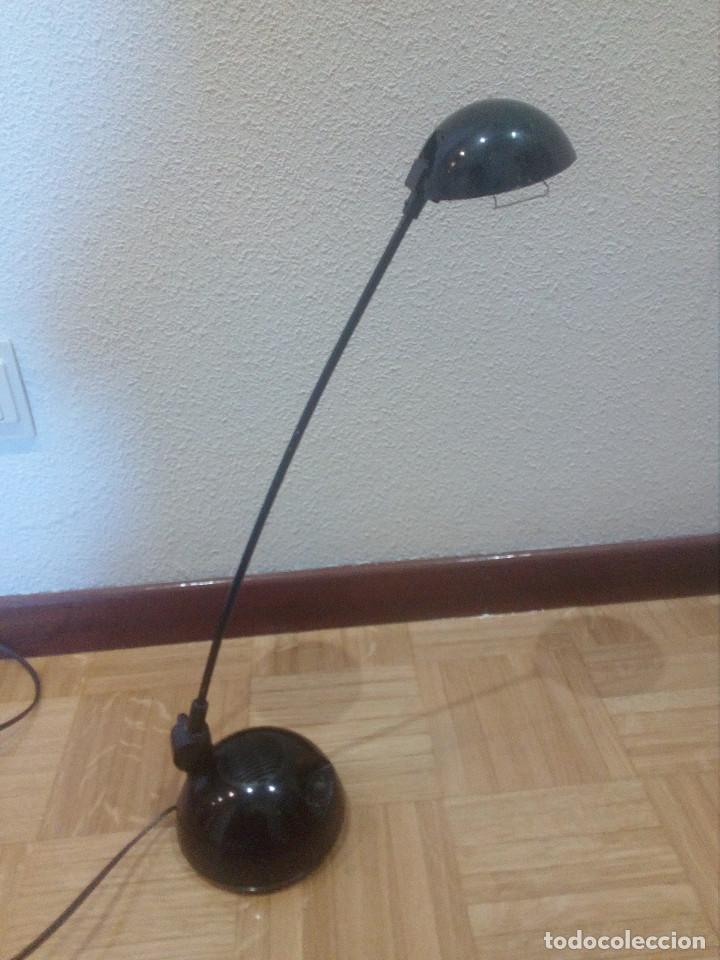 LAMPARA HALOGENO,FLEXO DE ESTUDIO. (Vintage - Lámparas, Apliques, Candelabros y Faroles)
