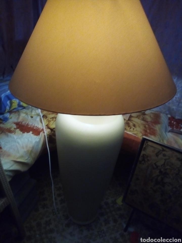 Vintage: Lámpara de pie en cerámica - Foto 2 - 163581482
