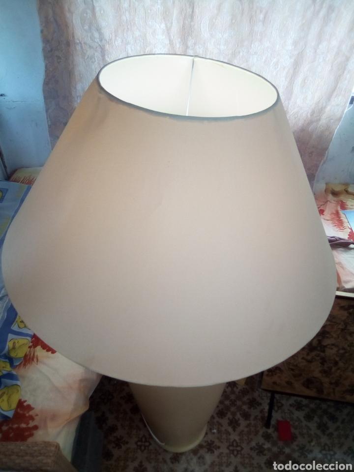 Vintage: Lámpara de pie en cerámica - Foto 3 - 163581482