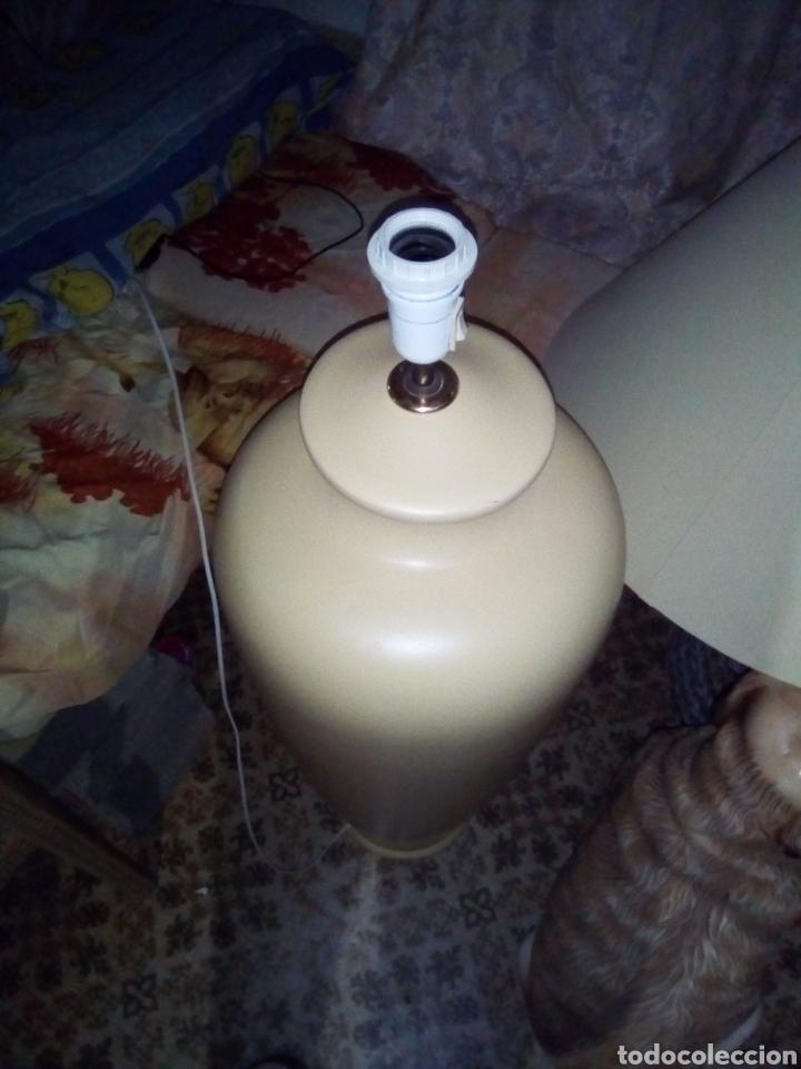Vintage: Lámpara de pie en cerámica - Foto 5 - 163581482