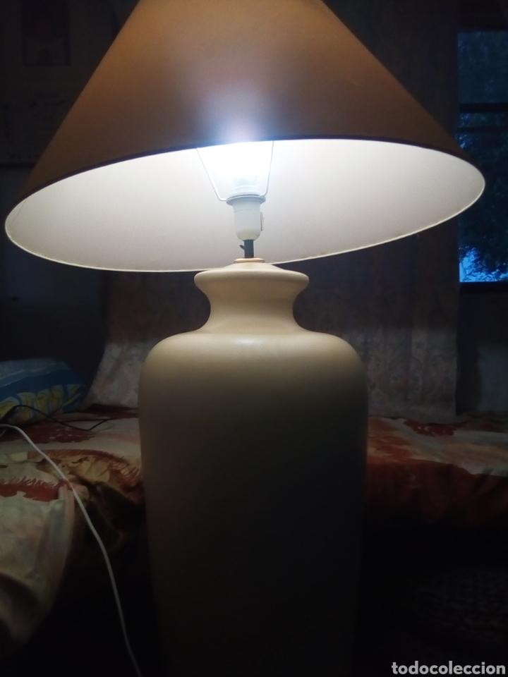 Vintage: Lámpara de pie en cerámica - Foto 10 - 163581482