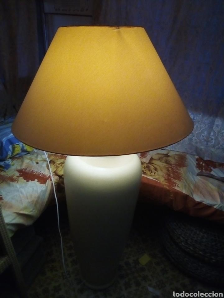 Vintage: Lámpara de pie en cerámica - Foto 11 - 163581482