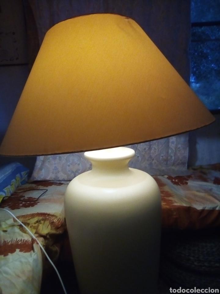 Vintage: Lámpara de pie en cerámica - Foto 12 - 163581482
