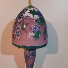 Vintage: LAMPARA 52CM, ART NOUVEAU, FIRMADA DAUM NANCY. Lote 163743326