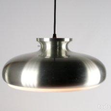 Vintage: LAMPARA TECHO SPACE AGE VINTAGE FRANCIA 70'S RETRO. Lote 165578354