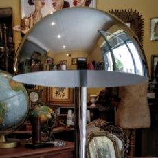 Vintage: ANTIGUA LAMPARA VINTAGE . DISEÑO HONGO ORIGINAL , AÑOS 70. Lote 166195258