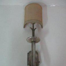 Vintage: BONITO APLIQUE - LATÓN PLATEADO - RETRO, VINTAGE. Lote 180452447