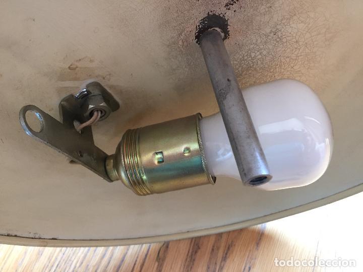 Vintage: LAMPARA BOOMERANG 64. FASE Funcionando - Foto 4 - 166384162