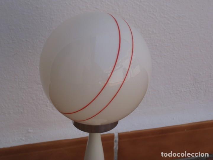 Vintage: Lámpara de mesa Vintage. - Foto 4 - 167866404