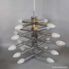 Vintage: LAMPARA VINTAGE CROMADA. 1960 - 1970 (BRD). Lote 167985124