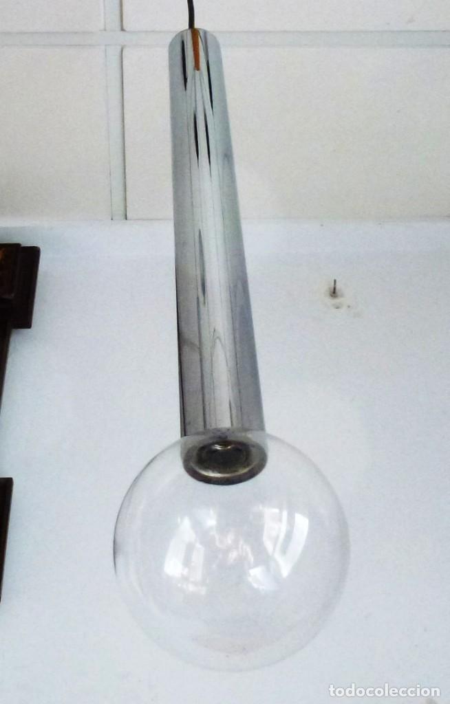Vintage: Lampara de techo,colgante de cascada.Staff - Space.Años 70. - Foto 4 - 168234764