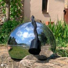 Vintage: ESPECTACULAR LAMPARA DE GRAN TAMAÑO ESTILO SPACE AGE. 38CMS DIAMETRO. Lote 168344072