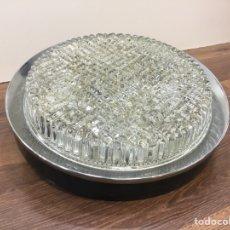 Vintage: LAMPARA DE TECHO PLAFÓN - VINTAGE-. Lote 168686572