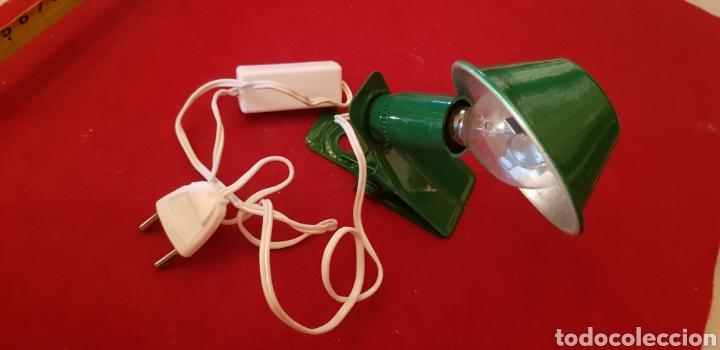 LAMPARITA AUXILIAR VINTAGE (Vintage - Lámparas, Apliques, Candelabros y Faroles)