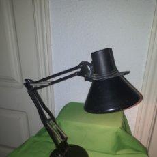Vintage: FLEXO LAMPARA DE MESA FASE AÑOS 70 FUNCIONANDO. Lote 170344629