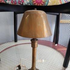 Vintage: LAMPARA ANTIGUA ART DECO. Lote 170845372