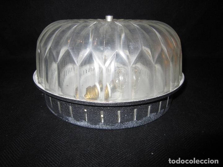 APLIQUE O LÁMPARA DE TECHO (Vintage - Lámparas, Apliques, Candelabros y Faroles)