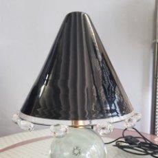 Vintage: LAMPARA MURANO VINTAGE DE LUJO LEUCOS ITALIA ROBERTO TOSO. Lote 172064315