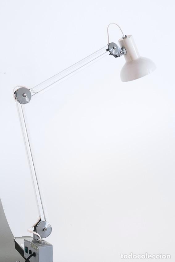 Vintage: Lámpara de arquitecto, años 70 - Foto 3 - 173058952