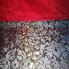 Vintage: PIEZA EN CRISTAL PARA LAMPARA . Lote 173192764