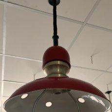 Vintage: LAMPARA EXTENSIBLE AÑOS 70 EN METAL - MEDIDA 70X39,5 CM. Lote 174249742