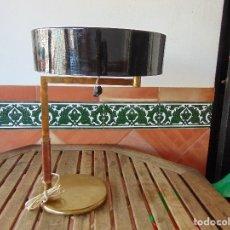 Vintage: RARA LAMPARA DE SOBREMESA FASE MAOF LUPEDA SE PUEDE ALARGAR Y ACORTAR Y REGULABLE LA LUZ. Lote 174984858