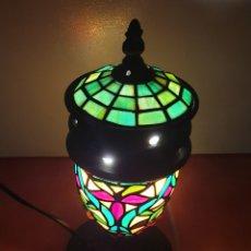 Vintage: LAMPARA TIPO TIFFANY. Lote 175443434
