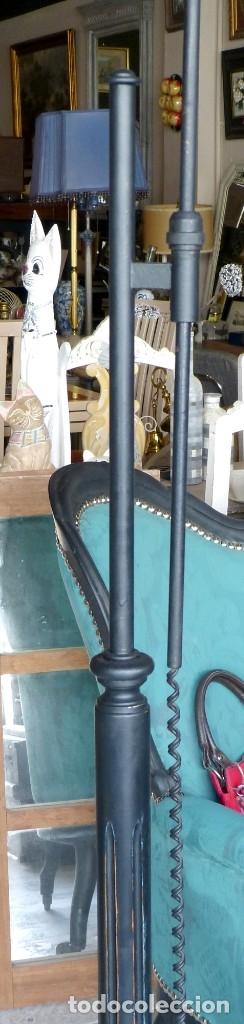 Vintage: Lámpara de pie estilo industrial - Foto 3 - 175667765