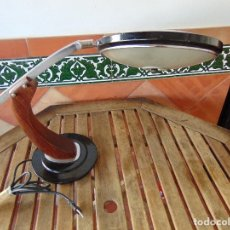 Vintage: LAMPARA DE SOBREMESA DE LA MARCA FASE CON DIFUSOR. Lote 176112047