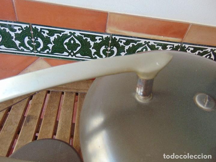 Vintage: LAMPARA DE SOBREMESA DE LA MARCA FASE CON DIFUSOR NO ORIGINAL - Foto 6 - 176112420