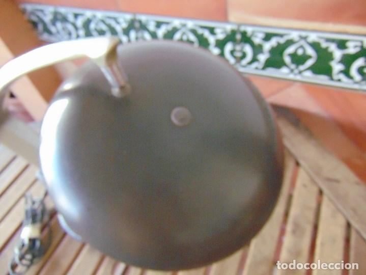 Vintage: LAMPARA DE SOBREMESA DE LA MARCA FASE CON DIFUSOR NO ORIGINAL - Foto 9 - 176112420