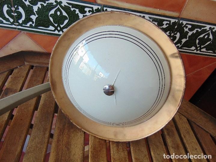 Vintage: LAMPARA DE SOBREMESA DE LA MARCA FASE CON DIFUSOR NO ORIGINAL - Foto 14 - 176112420