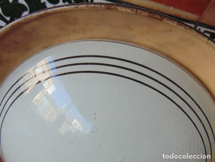 Vintage: LAMPARA DE SOBREMESA DE LA MARCA FASE CON DIFUSOR NO ORIGINAL - Foto 15 - 176112420