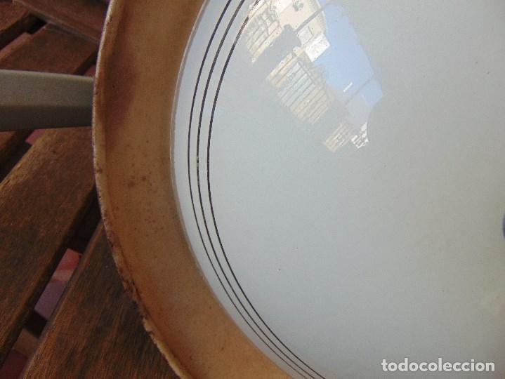 Vintage: LAMPARA DE SOBREMESA DE LA MARCA FASE CON DIFUSOR NO ORIGINAL - Foto 17 - 176112420