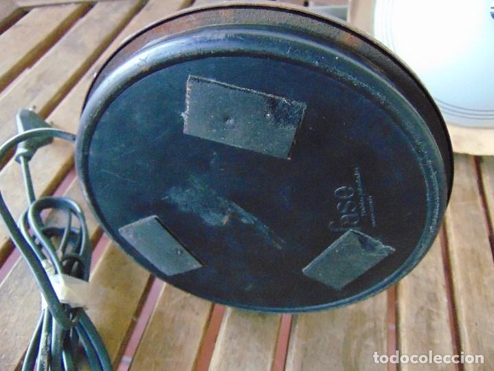 Vintage: LAMPARA DE SOBREMESA DE LA MARCA FASE CON DIFUSOR NO ORIGINAL - Foto 23 - 176112420