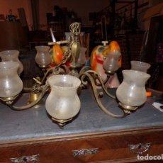 Vintage: LAMPARA TECHO. Lote 176819078