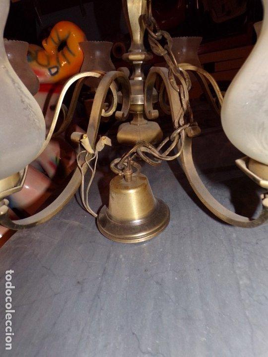 Vintage: lampara techo - Foto 4 - 176819078