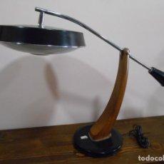 Vintage: VINTAGE LAMPARA DE MESA FASE MODELO PRESIDENT DEL AÑO 1963. Lote 176922732