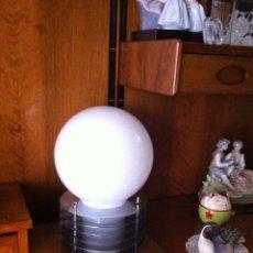 Vintage: LAMPARA DE SOBREMESA SPACE AGE. Lote 177019635