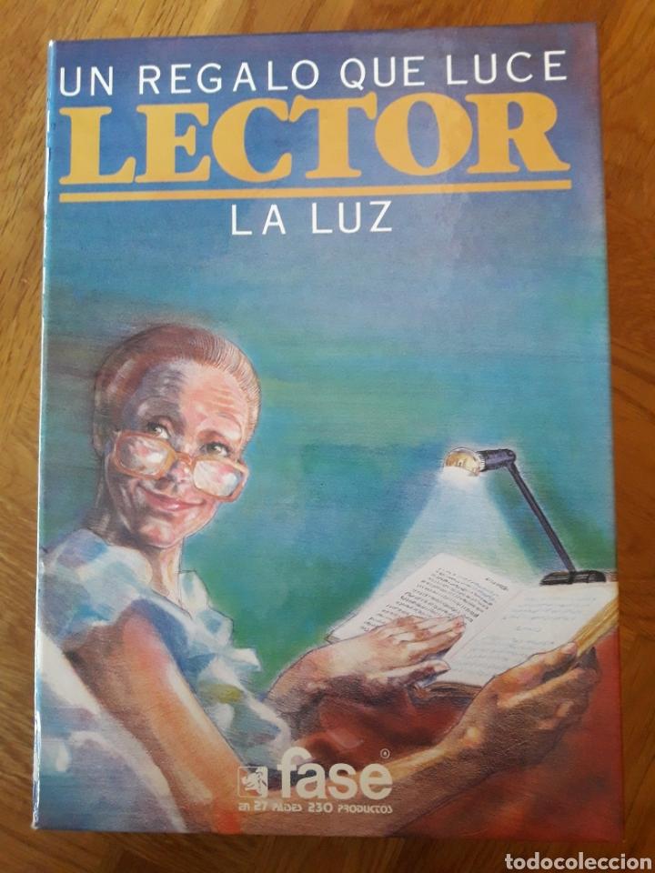Vintage: Lámpara fase modelo lector - Foto 7 - 177139285