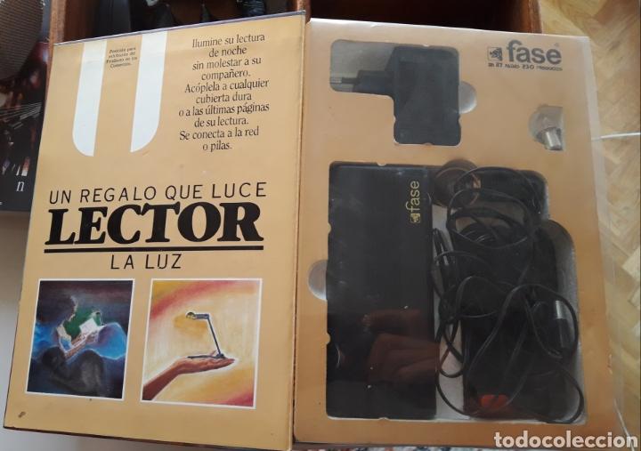 LÁMPARA FASE MODELO LECTOR (Vintage - Lámparas, Apliques, Candelabros y Faroles)