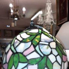 Vintage: LAMPARA MESA TIPO TIFFANY. Lote 177987604