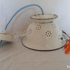 Vintage: LAMPARA DE TECHO. Lote 179032643