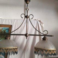 Vintage: LÁMPARA IMITACIÓN ANTIGUA. Lote 180244637