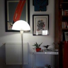 Vintage: LAMPARA PIE VINTAGE AÑOS 70. Lote 180388048