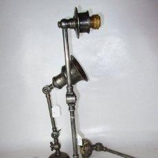 Vintage: CHEHOMA BELGIUM VINTAGE INDSUTRIAL LAMP JIELDE STYLE . Lote 181092430