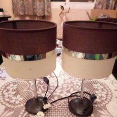 Vintage: PAREJA LAMPARAS VINTAGE. Lote 181424890