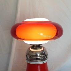 Vintage: LAMPARA DE MESA. Lote 181781565