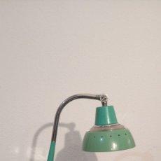 Vintage: LAMPARA DE SOBREMESA AÑOS 50. Lote 182067516