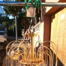 Vintage: LAMPARA DE CHUPETONES. Lote 182088050